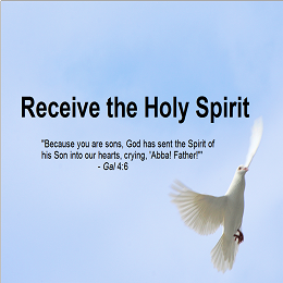 Receive the Holy Spirit