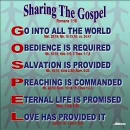 Effective Soul Winning - Sharing the Gospel