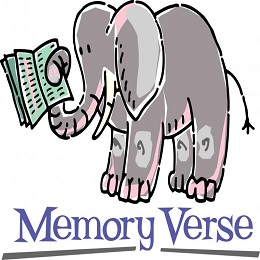 Elephant's Memory for memorizing Scriptures