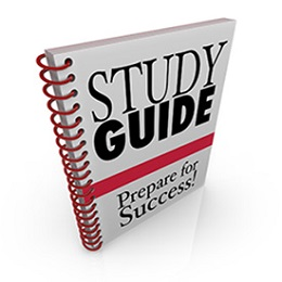 Sign up for one of our Study Guides