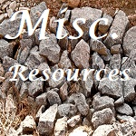 Miscellaneous Christian Resources