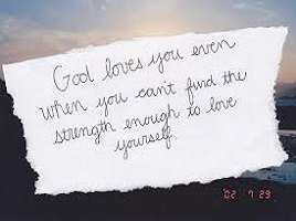 God Loves You even when...